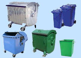 Контейнеры для мусора в Киеве 044 578-25-48