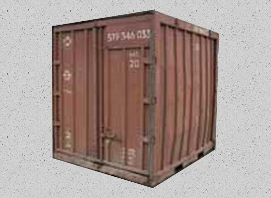 Контейнер железнодорожный 5 тонн. Цена 4000,00 - 4500,00 грн.