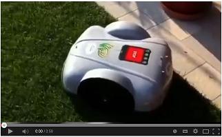 Робот газонокосилка Wiper Joy XE