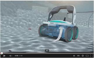 Робот для бассейна iRobot